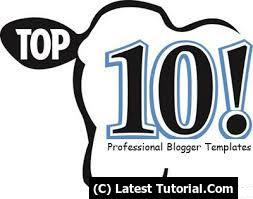 top 10 blogger template, free template, latest template, free templates
