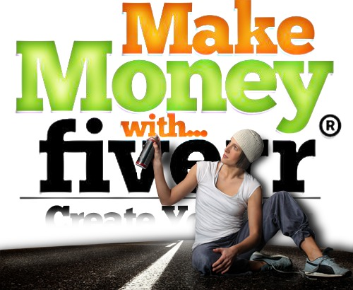 Make Money Online with Fiverr.com
